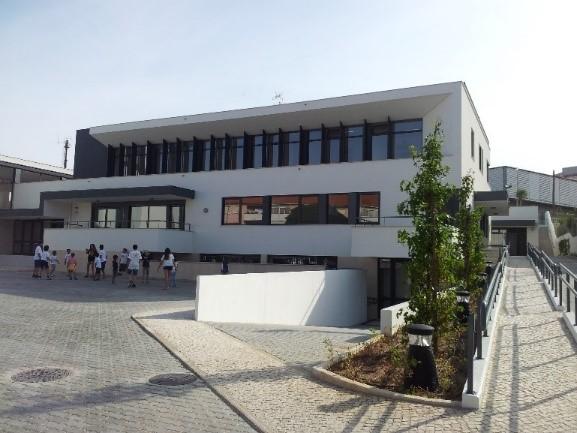 Centro Social de São Julião da Barra, Oeiras