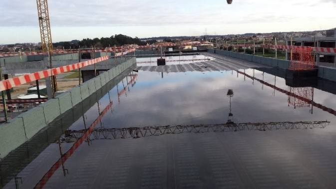 Construção do PCI - Parque de Ciência e Inovação, Ílhavo
