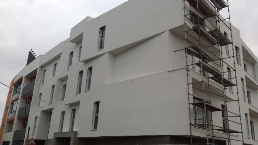 Edifício Multifamiliar, Vale de Milhaços, Seixal