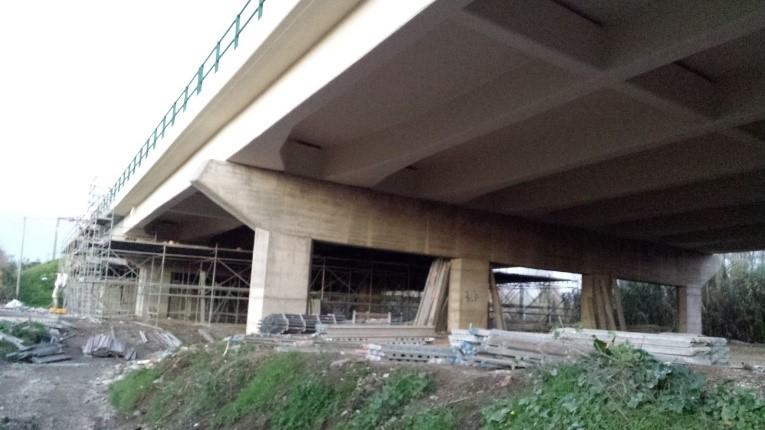 A1 Coimbra (Sul) / Coimbra (Norte) - Reabilitação e Reforço Viaduto B
